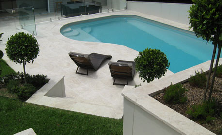 Travertine tiles Sydney