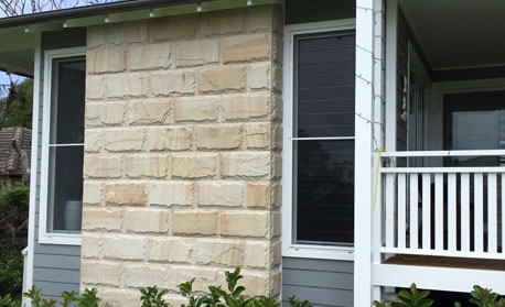 Custom Stone Cladding Sydney